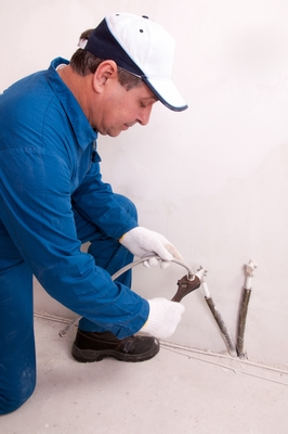 Emergency plumber Epsom